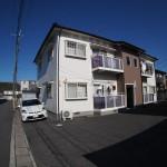 賃貸アパート 平野 シャルマン西江202